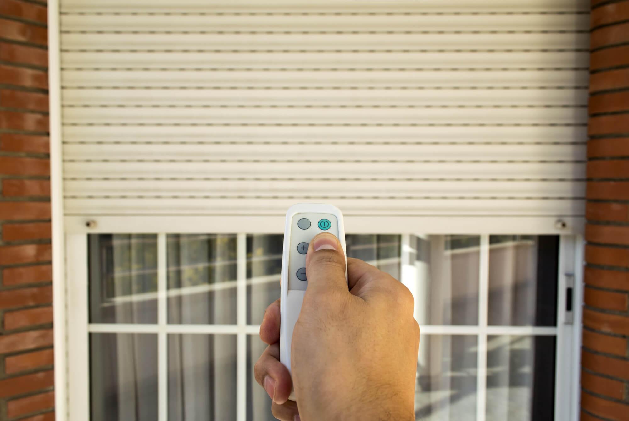 Remote shutters