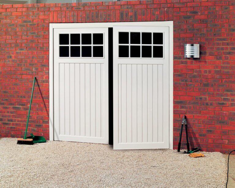 Sidehung Garage Doors