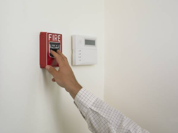 Fire and security
