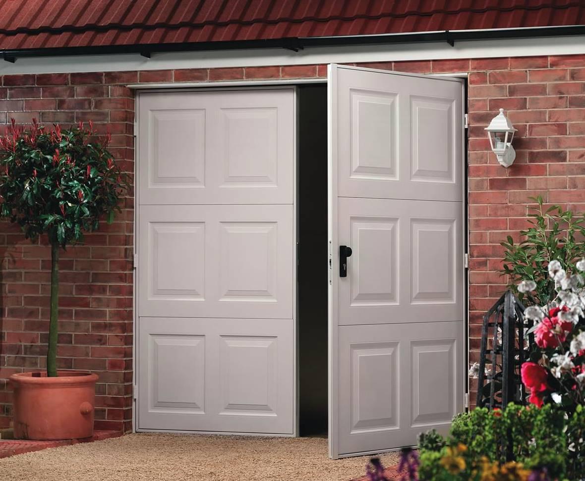 sidehung doors